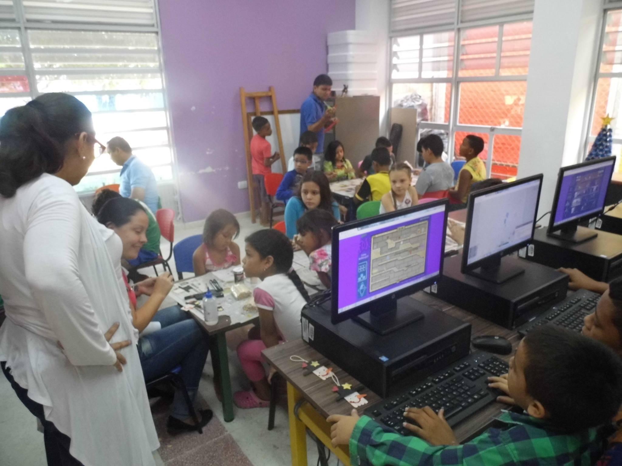 Nuevas tecnologías para niños y niñas.