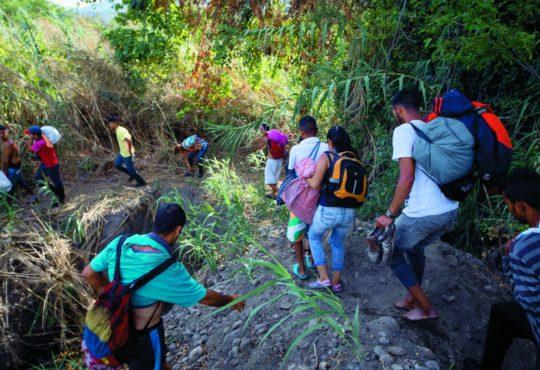 Un camino hacia la integración: la aventura de una familia venezolana en Colombia