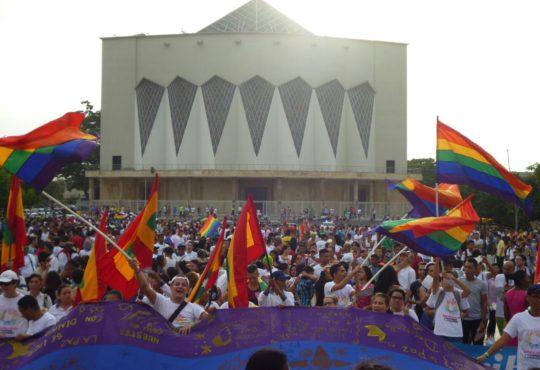 La irrupción del arco iris