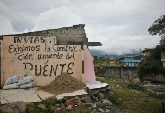 Mocoa: una avalancha de promesas incumplidas