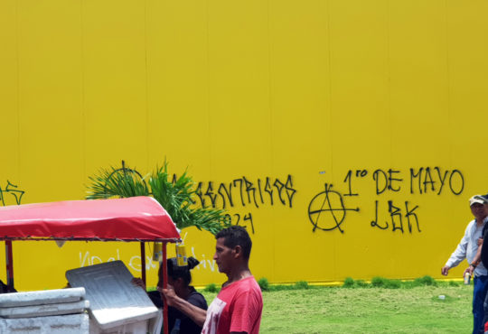 """Una mirada al """"1° de Mayo"""" en Barranquilla"""