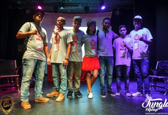 Hip Hop Pa' rato en La Fiesta de la Música