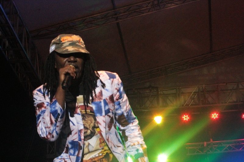 Alpha Blondy en concierto | Sierra Mar Fest 2014