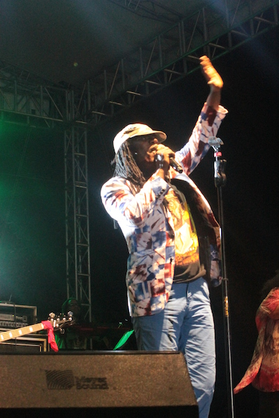 Concierto Alpha Blondy | Sierra Mar Fest 2014