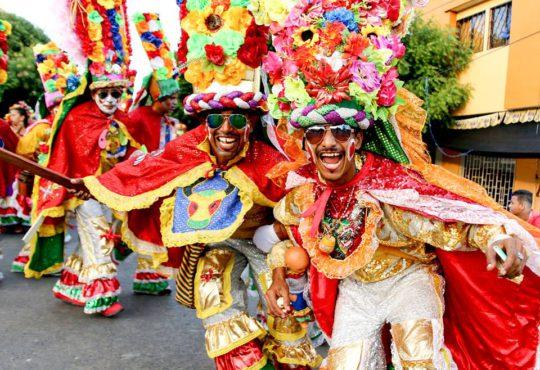 Memoria del Carnaval en el Suroccidente