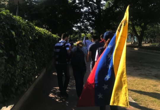 ¿Cómo contar el éxodo venezolano desde el periodismo?