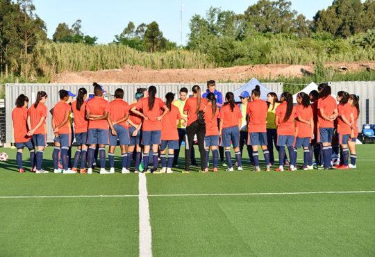 Denuncian acoso sexual en la selección femenina de fútbol