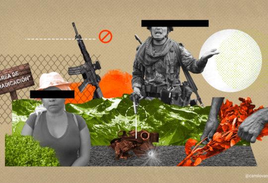 El descontrol militar en Guayabero deja civiles heridos y el Estado calla