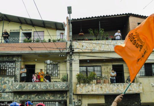 Los confusos hechos ocurridos antes del paro del #21N en Colombia