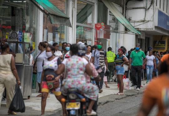 Chocó vive la cuarentena entre la vulnerabilidad y la limitación a la información