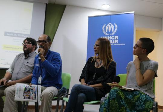 Hablemos de refugio, migración y derechos