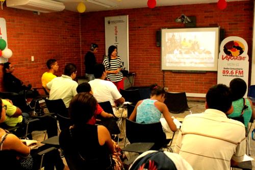 Periodismo Ciudadano y TICs con Patricia Rendón