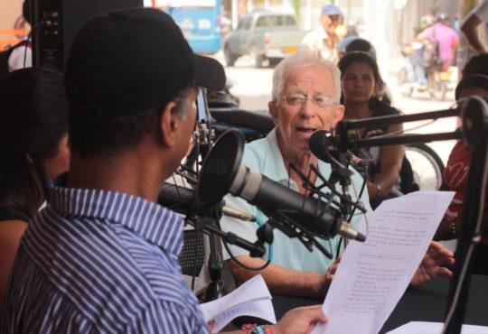 Vokaribe Radio a la calle