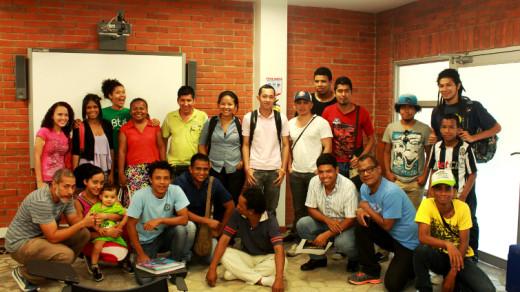 #TuVozEnTodasPartes - Primer grupo de aspirantes