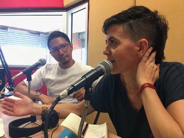 Belén Pardo y José Antequera conducen Palabra Justa