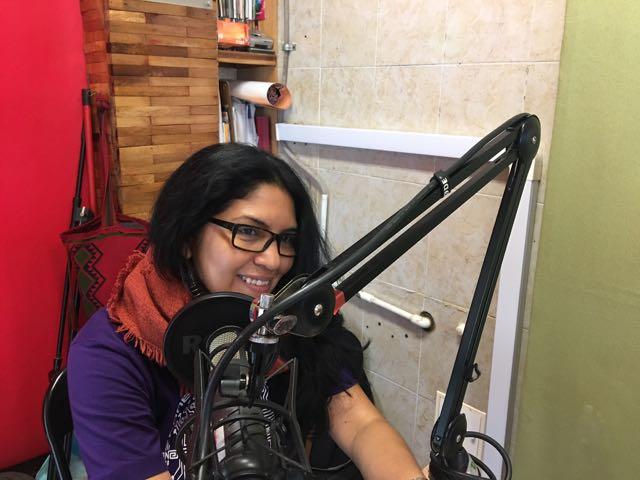 Patricia Rendón en Palabra Justa