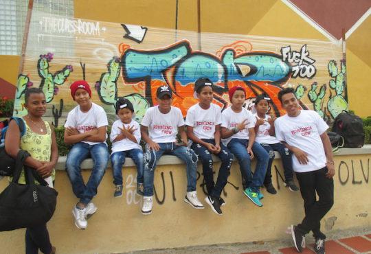En Barranquilla el Hip-Hop Habla