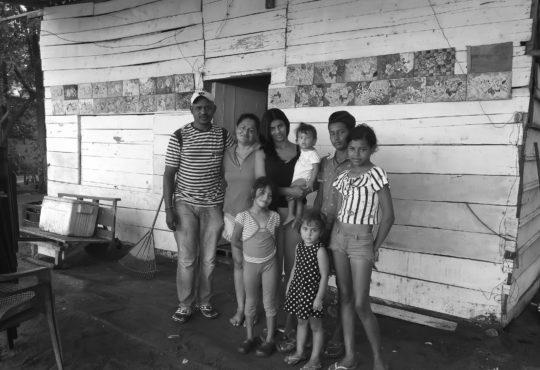 Cafú: el venezolano que logró reunir a su familia en Colombia