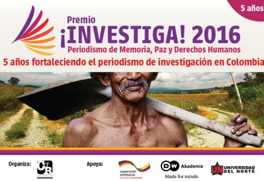 Llegó el Premio ¡Investiga! 2016