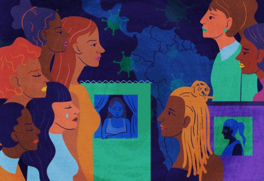 Latinoamérica desprotegió a las mujeres durante la pandemia