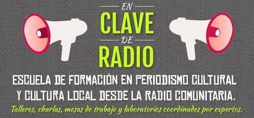 Proyecto En Clave de Radio: Periodismo Cultural y Radio Comunitaria 2013| Imagen: Guillermo Solano