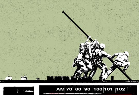 El combate hertziano: la radio como arma de guerra en Colombia