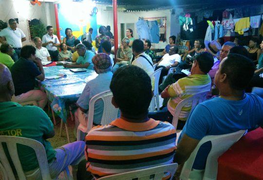 Un caso de resistencia comunitaria en Barrio Abajo