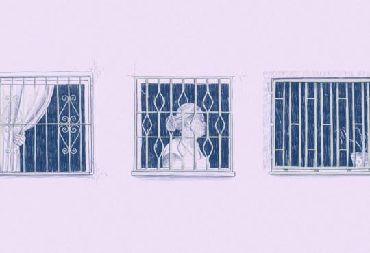 Las autoridades desampararon a las mujeres en cuarentena
