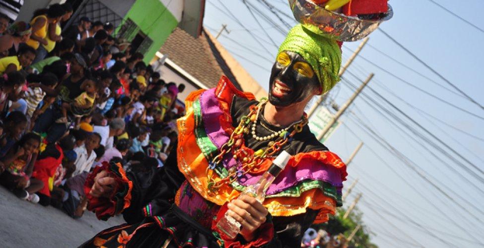Bollongas | Carnaval del Suroccidente 2013 Foto: Archivo Carnaval del Suroccidente 2013